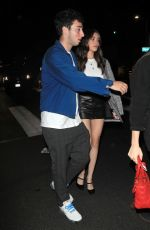 MADISON BEER at Poppy Nightclub in West Hollywood 05/29/2018