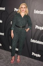 MAE WHITMAN at EW & People New York Upfronts Celebration 05/14/2018