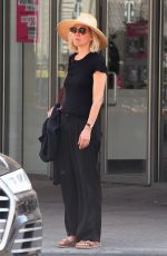 MAGGIE GYLLENHALL Out and About in New York 05/29/2018
