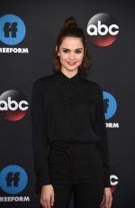 MAIA MITCHELL at Disney/ABC Upfront Presentation in New York 05/15/2018