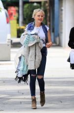 MALIN AKERMAN Out Shopping in Los Angeles 05/02/2018