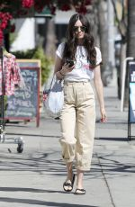 MALLORY JAPSEN Out Shopping in Los Angeles 05/24/2018