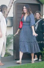 MANDY MOORE Out and About in Beverly Hills 05/25/2018