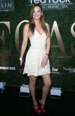 MARCELLE BRAGA at Vegas Magazine 15th Anniversary with Jenna Dewan Cover in Las Vegas 05/18/2018
