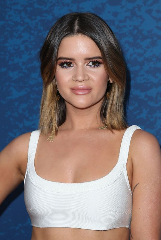 MAREN MORRIS at 2018 Iheartcountry Festival in Austin 05/05/2018