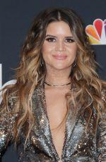 MAREN MORRIS at Billboard Music Awards in Las Vegas 05/20/2018