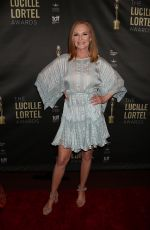 MARG HELGENBERGER at 2018 Lucille Lortel Awards in New York 05/06/2018