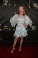 MARG HELGENBERGER at 2018 Lucille Lortel Awards in New York 05/06/2018