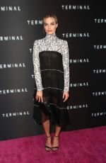 MARGOT ROBBIE at Terminal Premiere in Hollywood 05/08/2018