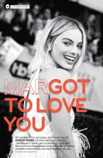 MARGOT ROBBIE in Miss Magazine, May 2018
