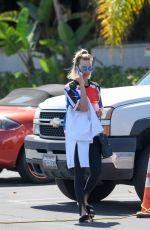 MARGOT ROBBIE Out in Marina Del Rey 05/16/2018