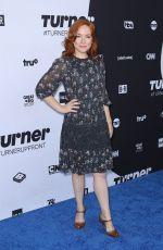 MARIA THAYER at Turner Upfront Presentation in New York 05/16/2018