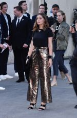 MARIE-ANGE CASTA at Chanel Cruise 2018/2019 Collection Launch in Paris 05/03/2018