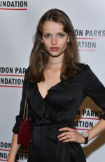 MARIE-LOUISE WEDEL at Gordon Parks Foundation Annual Awards Dinner in New York 05/22/2018
