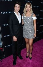 MARILYN FLORES at Terminal Premiere in Los Angeles 05/08/2018