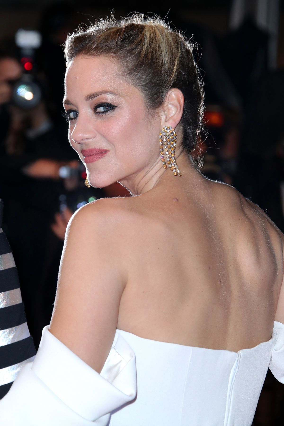 MARION COTILLARD at Three Faces Premiere at Cannes Film ...