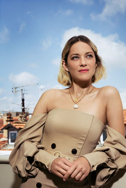 MARION COTILLARD for Vanity Fair at Cannes Film Festival, May 2018