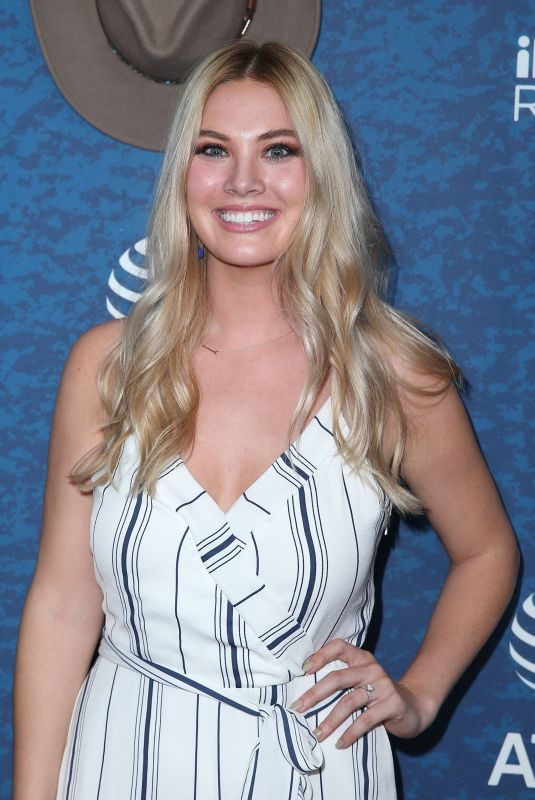 MARLEY SHERWOOD at 2018 Iheartcountry Festival in Austin 05/05/2018