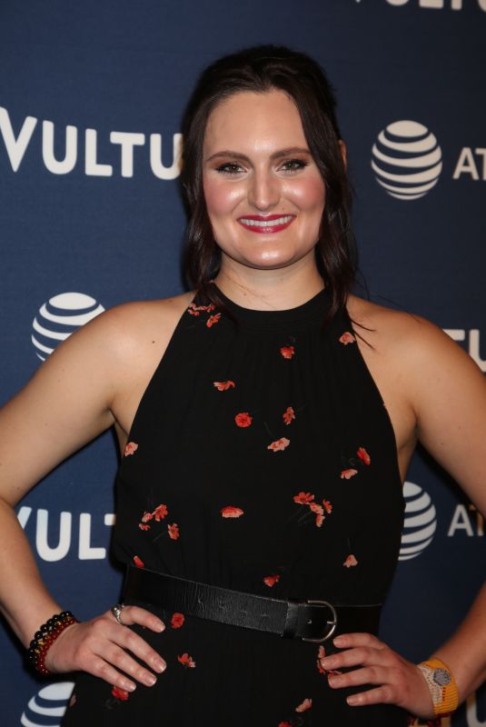 MARY CHIEFFO at Vulture Festival at Milk Studios in New York 05/20/2018
