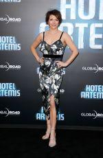MARY ELIZABETH ELLIS at Hotel Artemis Premiere in Los Angeles 05/19/2018