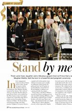 MEGHAN MARKLE and Prince Harry in Womens Weekly, Australia June 2018 Issue