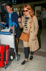 MELANIE THIERRY Arrives at Nice Airport 05/14/2018