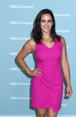 MELISSA FUMERO at NBCUniversal Upfront Presentation in New York 05/14/2018