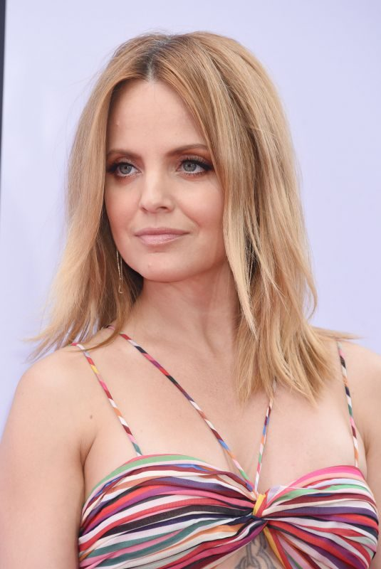 MENA SUVARI at Book Club Premiere in Westwood 05/06/2018