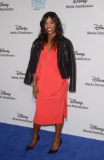 MERRIN DUNGEY at Disney/ABC International Upfronts in Burbank 05/20/2018