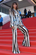 MIA FRYE at Ash is Purest White Premiere at Cannes Film Festival 05/11/2018