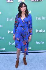 MICHAELA WATKINS at Hulu Upfront Presentation in New York 05/02/2018