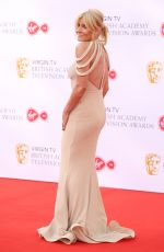 MICHELLE COLLINS at Bafta TV Awards in London 05/13/2018