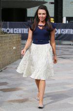 MICHELLE HEATON at ITV Studios in London 05/03/2018