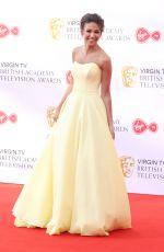 MICHELLE KEEGAN at Bafta TV Awards in London 05/13/2018