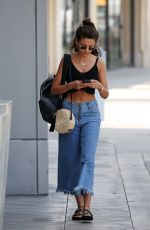 MICHELLE KEEGAN Heading to a Gym in Los Angeles 05/08/2018
