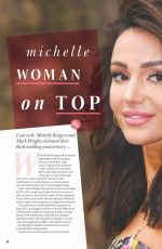 MICHELLE KEEGAN in Look Magazine, June 2018