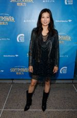 MICHELLE KRUSIEC at Soft Power Premiere in Los Angeles 05/16/2018