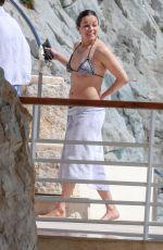 MICHELLE RODRIGUEZ in Bikini at Eden Roc Hotel in Antibes 05/14/2018