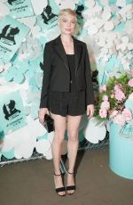 MICHELLE WILLIAMS at Tiffany & Co. Jewelry Collection Launch in New York 05/03/2018