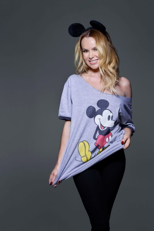 MICKEY MOUSE – 90th Anniversary Photoshoot with Rankin, 2018