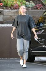 MILEY CYRUS Out and About in Los Angeles 05/04/2018