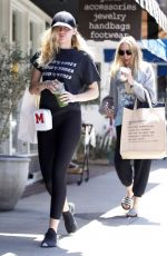 MILEY CYRUS Out Shopping in Studio City 05/16/2018
