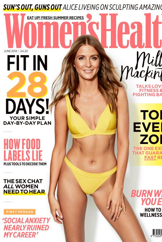 MILLIE MACKINTOSH in Women