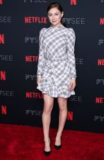 MINA SUNDWALL at Netflix FYSee Kick-off Event in Los Angeles 05/06/2018