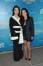 MING-NA WEN at Soft Power Premiere in Los Angeles 05/16/2018
