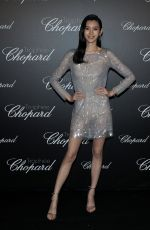 MING XI at Chopard Trophy Photocall at 2018 Cannes Film Festival 05/14/2018