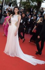 MING XI at Sink or Swim Premiere at 2018 Cannes Film Festival 05/13/2018