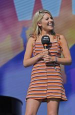 MOLLIE KING at BBC Biggest Weekend Festival in Swansea 05/272018