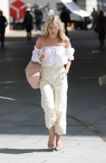 MOLLIE KING Out in London 05/17/2018