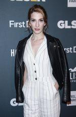 MOLLY BERNARD at 2018 Glsen Respect Awards in New York 05/21/2018